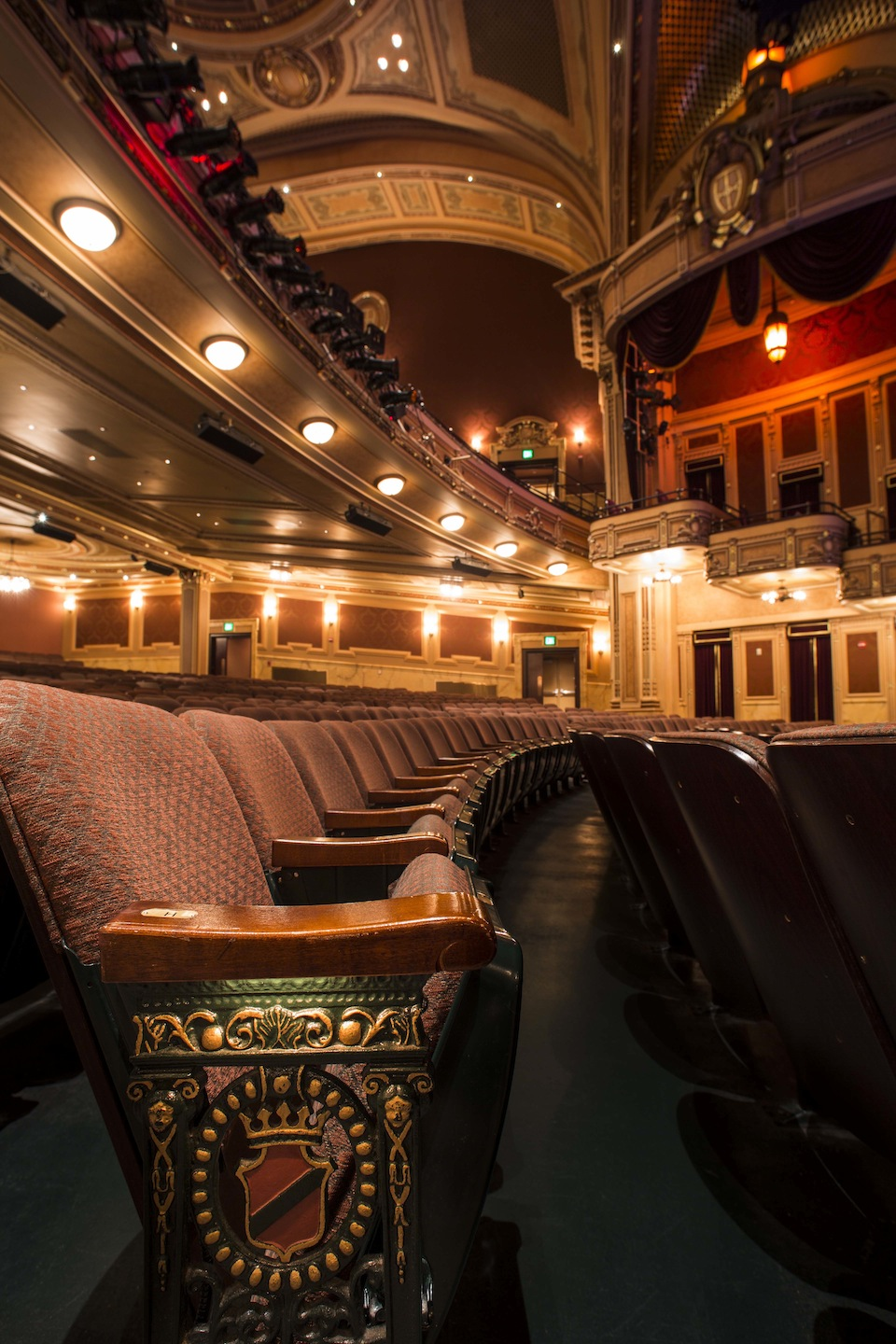 The Hippodrome Theatre At The France Merrick Performing Arts Center